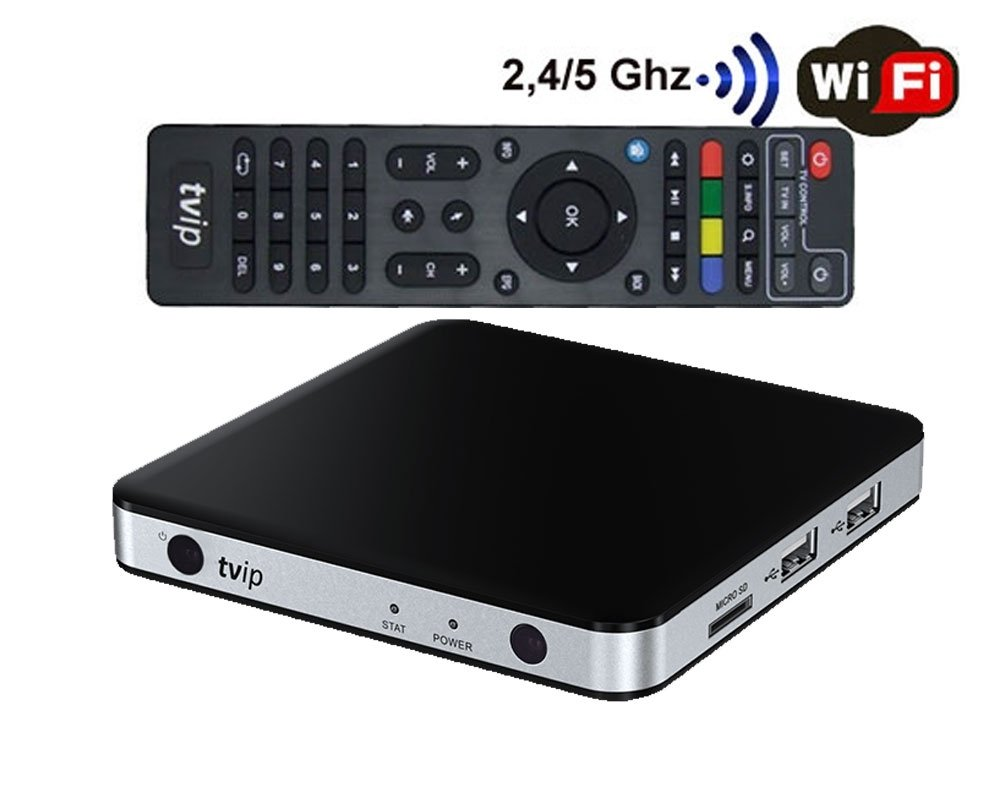 Recorder Tv Box TVip